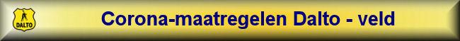 20201021 Coronamaatregelen Dalto - veld