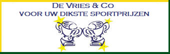 Dalto balsponsor De Vries & Co