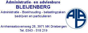 Daltobanner-Bleijenberg