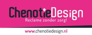 Roulatiebanner Chenotie Design Daltosite