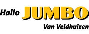 Dalto roulatiebanner Jumbo Van Veldhuizen