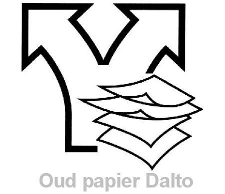 Oud Papier Dalto