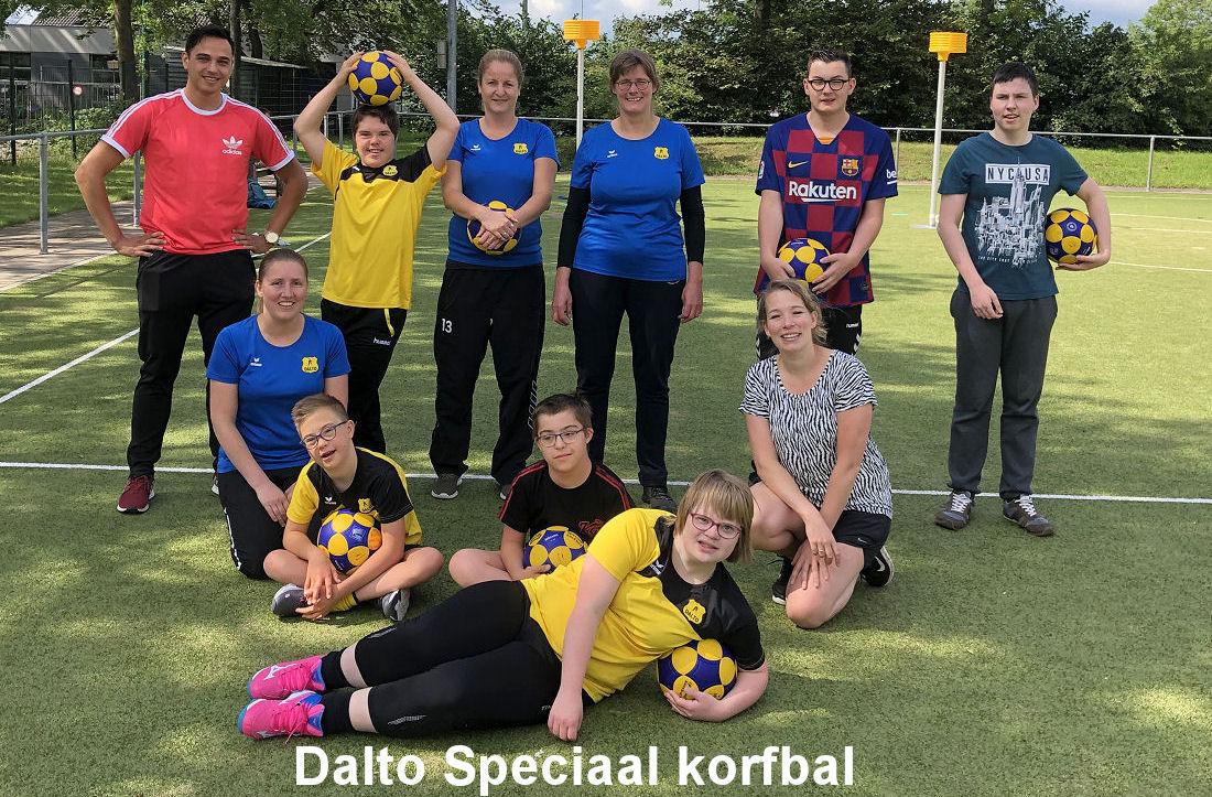 Dalto Speciaal Korfbal