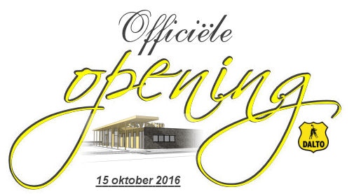 Dalto officiele opening