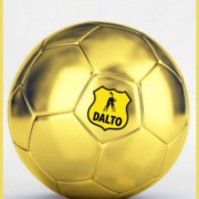 Sponsoring wedstrijdbal Dalto