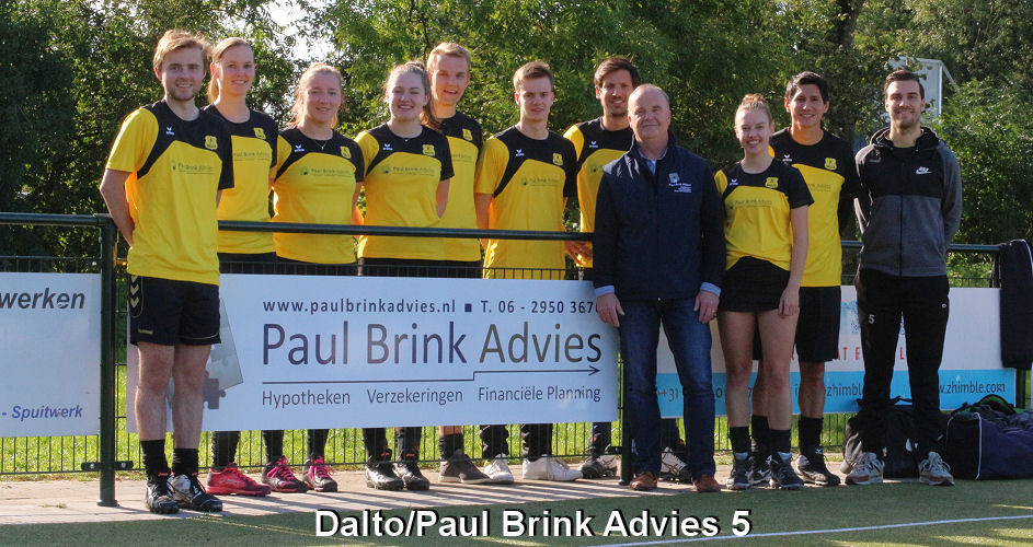 Teamfoto Dalto/Paul Brink Advies 5