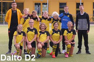 Teamfoto Dalto D2