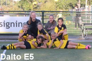 Teamfoto Dalto E5
