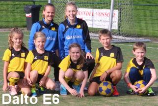 Teamfoto Dalto E6