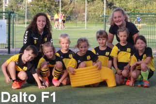 Teamfoto Dalto F1