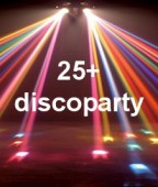 25+ Discoparty
