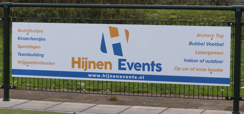bordsponsor Hijnen Events
