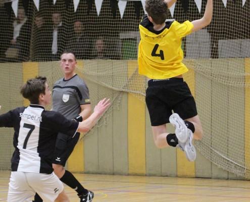 Kwartfinale ZKV B1 - Dalto/ALP Flex B1