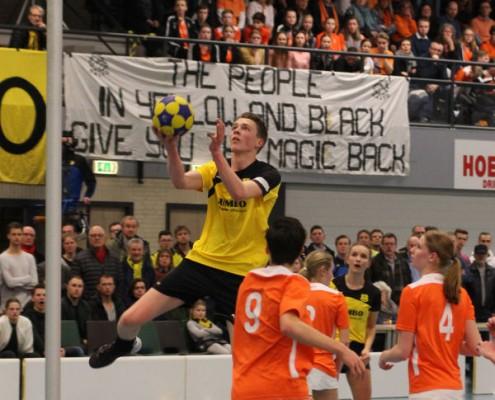 1e Play-off, Dalto/Jumbo Verberne A1 - Oranje Wit A1