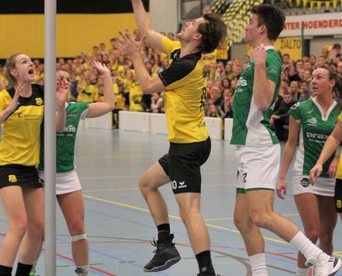 Dalto/Klaverblad Verzekeringen - DVO/Accountor, play-off 3