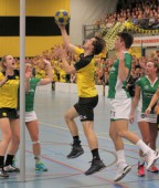Dalto/Klaverblad Verzekeringen - DVO/Accountor, play-off 3