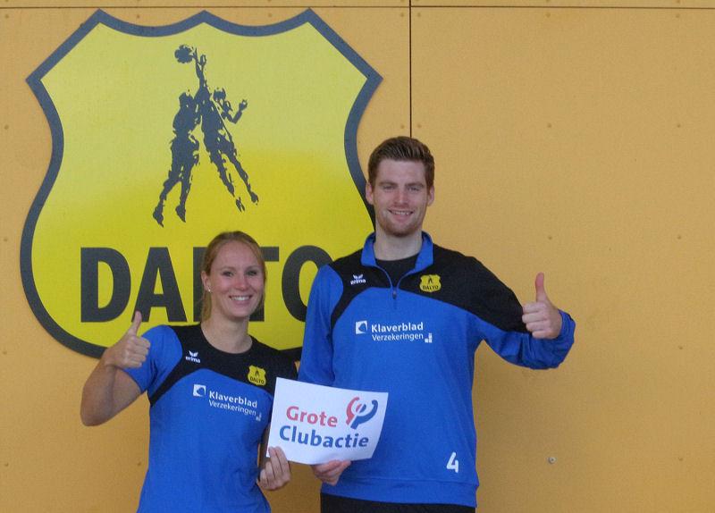 Paula en Rene, Dalto-ambassadeurs GCA