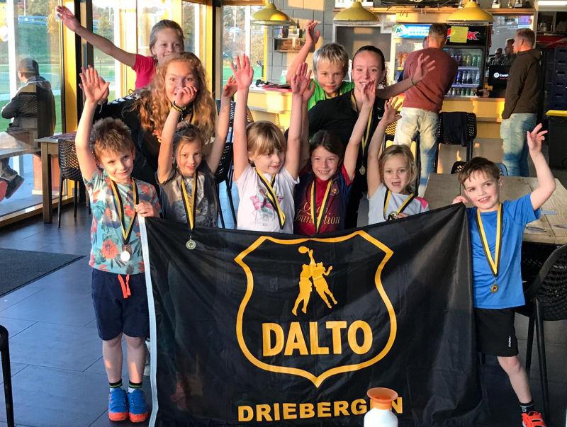 Dalto F1 kampioen!