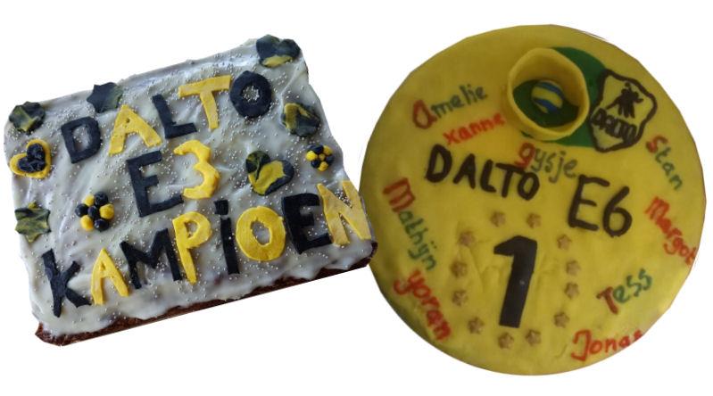 Dalto - kampioenstaarten