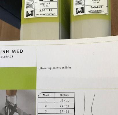 Enkelbrace - Daltosite medisch