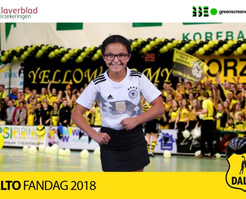 Dalto Fandag 2018 - Greenscreen