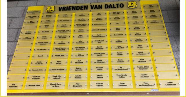 Vrienden van Dalto, nieuwsbrief 6