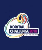 Korfbal Challenge 2018 - Jaleesa en Kris
