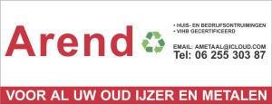 Arend Oud IJzer, Daltosite