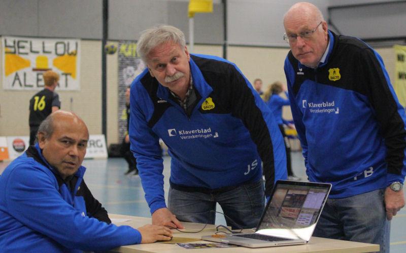 Dalto videocrew met Eric, Joost en Pieter