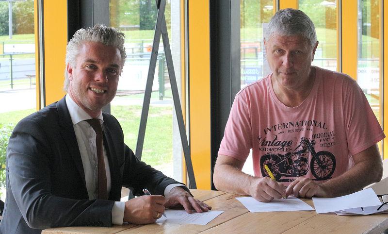 Broekhuis Auto's sponsort Dalto