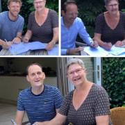 Contractondertekening Dalto-trainers