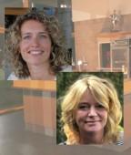 Willemijn en Linda Kantinemanagers Daltosite