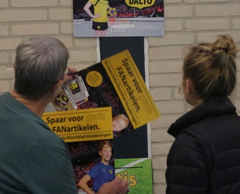 Dalto/Jumbo Van Veldhuizen Clubfund spaaractie