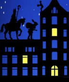 Sinterklaas bij Dalto