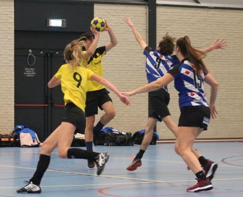 20191130 Dalto/Zhimble 3 - Heerenveen 2
