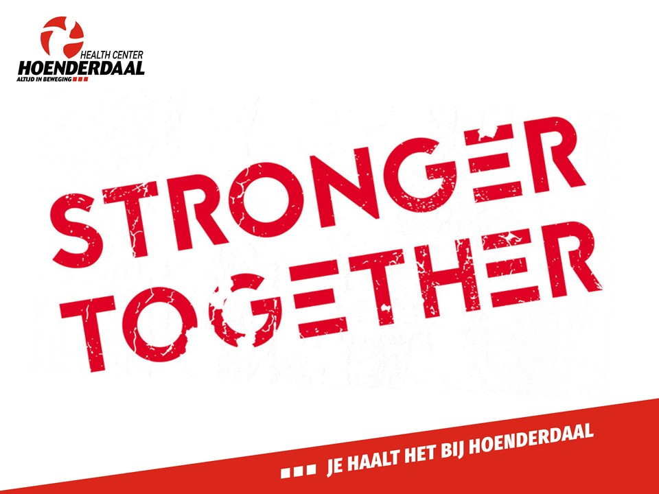 Stronger Together Hoenderdaal Daltosite
