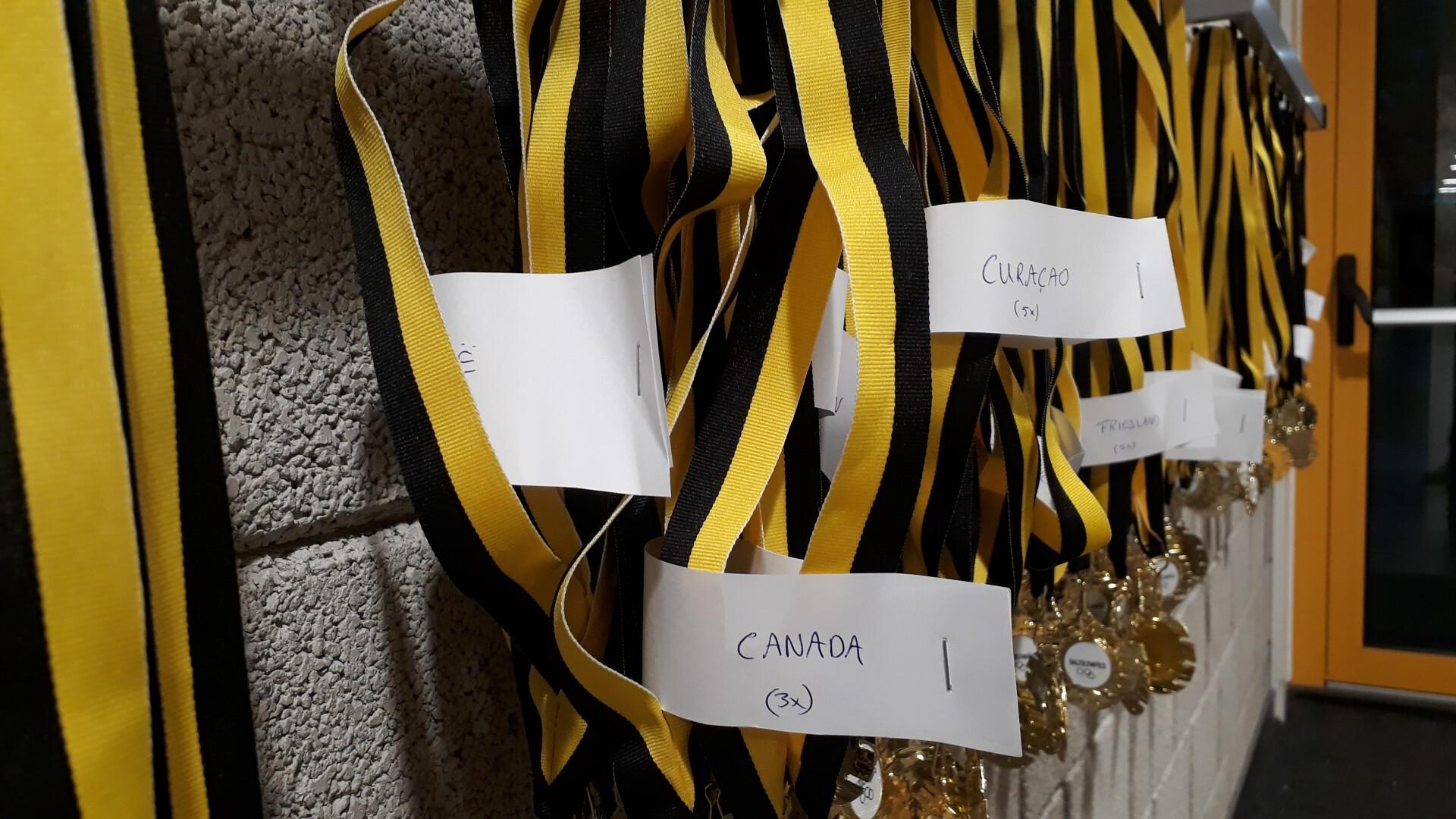 Medailles Daltolympics