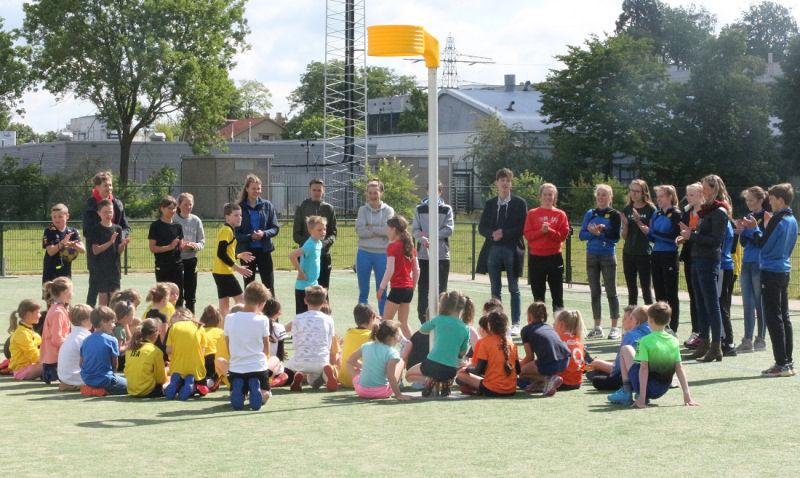 Dalto-toernooitje E-jeugd
