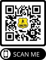 QR-code Daltosite Coronabericht