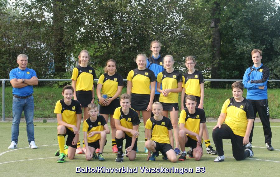 Teamfoto Dalto B3