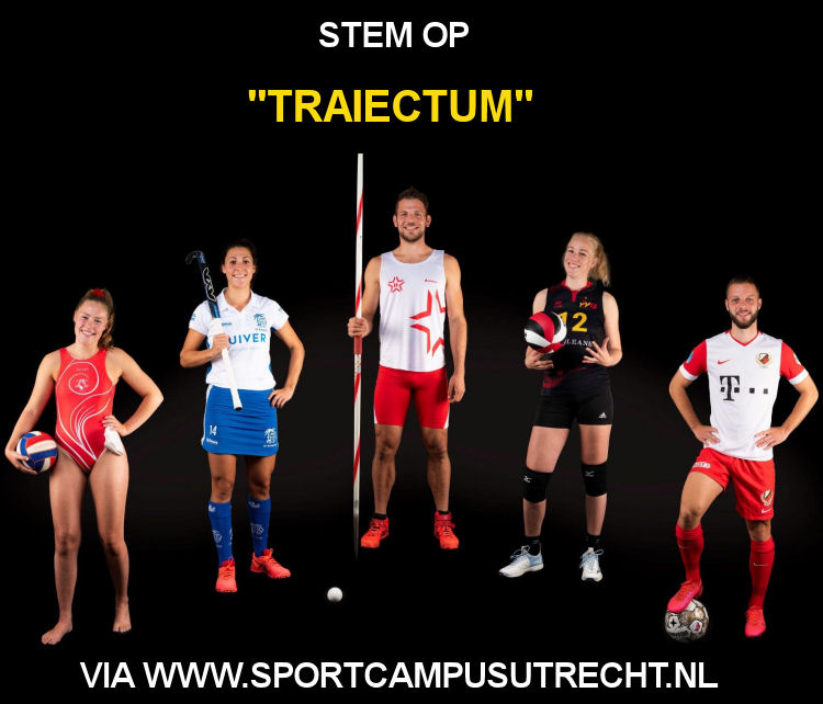 SportcampusUtrecht Traiectum Daltosite