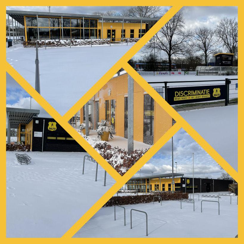 20210210 Daltoclubhuis in de sneeuw
